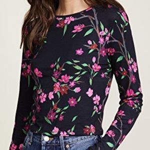 Alice + Olivia Delaina pullover long sleeves top M